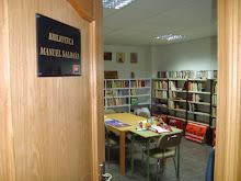 BIBLIOTECA MANUEL SALDAÑA