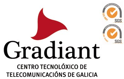 Actividades de Gradiant: Tecnoloxa e Innovacin