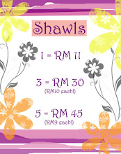 SHAWL PROMO PRICE!