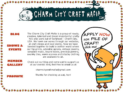 Apply for Pile of Craft Right Away!