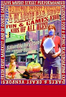 16th Annual Hamilton Street Festival