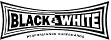 Black and White Surfboards