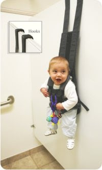 copilul in cuier