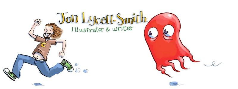 Jon Lycett-Smith