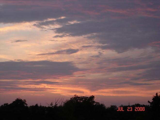 Texas Pink Sky