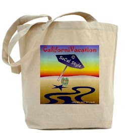 CaliforniVacation Tote Bag