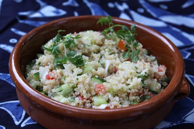 Салат древних инков