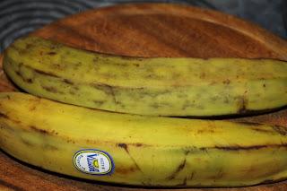 Суп с клецками из зеленых бананов