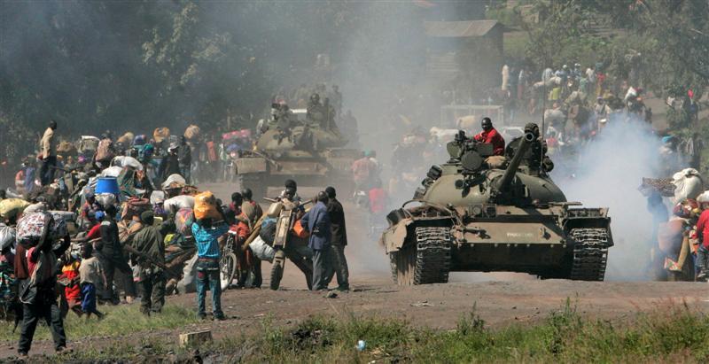 Islam di Kongo: Negeri yang Diwarnai Perang Saudara