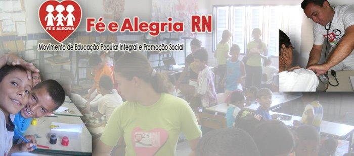 ONG Fé e Alegria RN