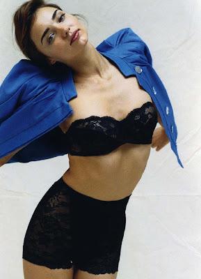 Miranda Kerr Jalouse French Magazine Scans