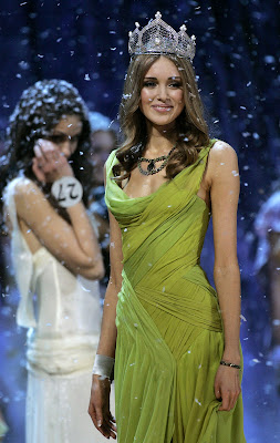 Ksenia Sukhinova Miss World 2008 Photos