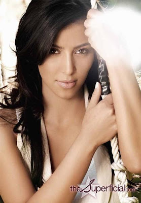 Kim Kardashian 2009 Calendar Photo Gallery