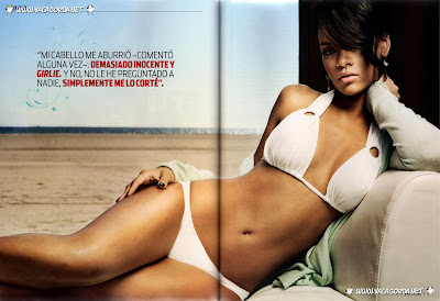 Rihanna GQ Magazine Photo Shoot