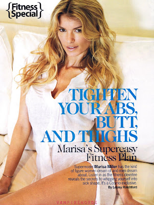 Marisa Miller Cosmopolitan Magazine Photo Shoot