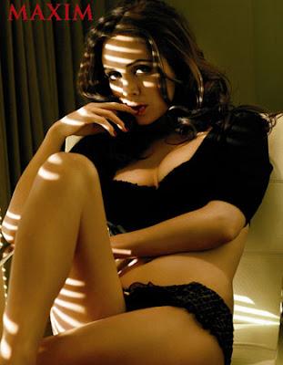 Eliza Dushku Maxim Magazine Scans