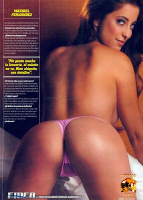Maribel Fernandez Maxim Scans