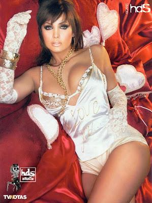 Patricia Navidad Hot Lingerie Photos