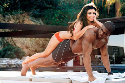 Kim Kardashian GQ Magazine Scans