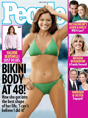 Valerie Bertinelli People magazine Scans