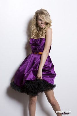 Taylor Swift InStyle Photoshoot 2009