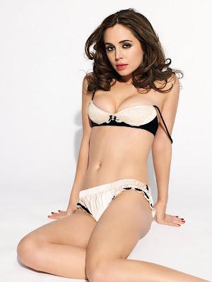 Eliza Dushku Maxim