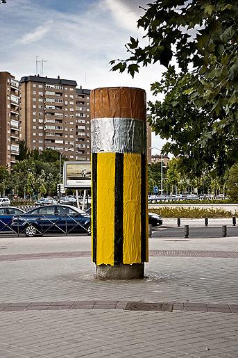 Pencil barrio del pilar madrid