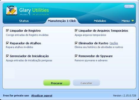 Glary Utilities: Mais Um Programa Na Luta Por Um HD Limpo! 2