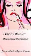 Flávia Oliveira - Maquiadora Profissional