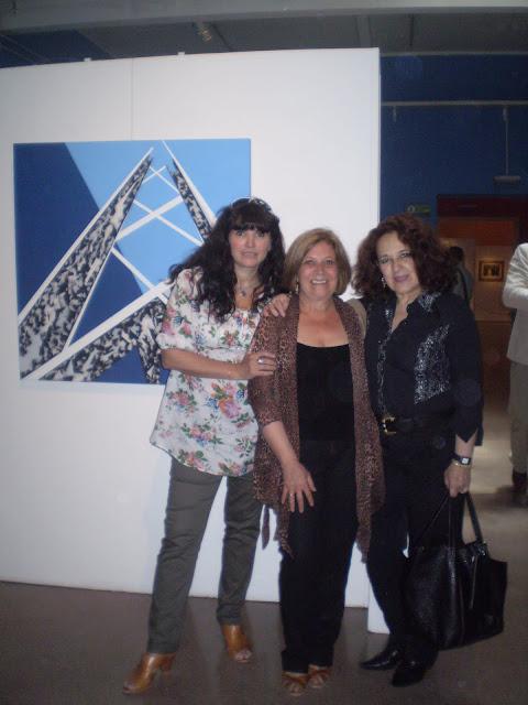 Inauguración Muestra Amigos del Puente- Museo Quinquela Martín