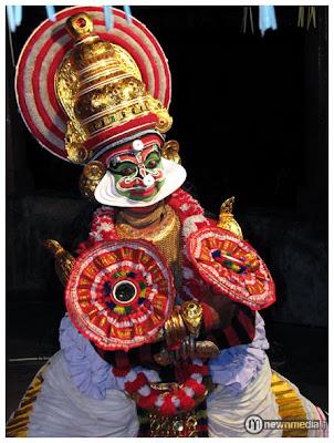 Koodiyattam, Keralam, Art Form, Culture, Ascharya Choodamani, Udyanapravesham, Asokavanikankam, Bhasan