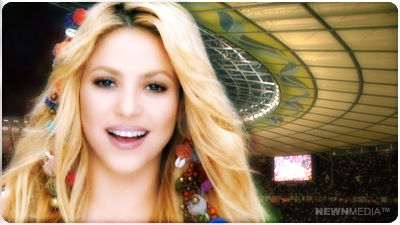 Shakira: Waka Waka FIFA World Cup 2010 Song: Malayalam Version.