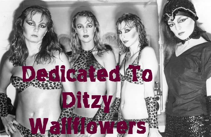 Dedicated to Ditzy Wallflowers