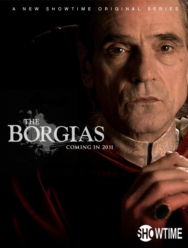 Ad Hoc: THE BORGIAS - the Corleone Family of the Renaissance