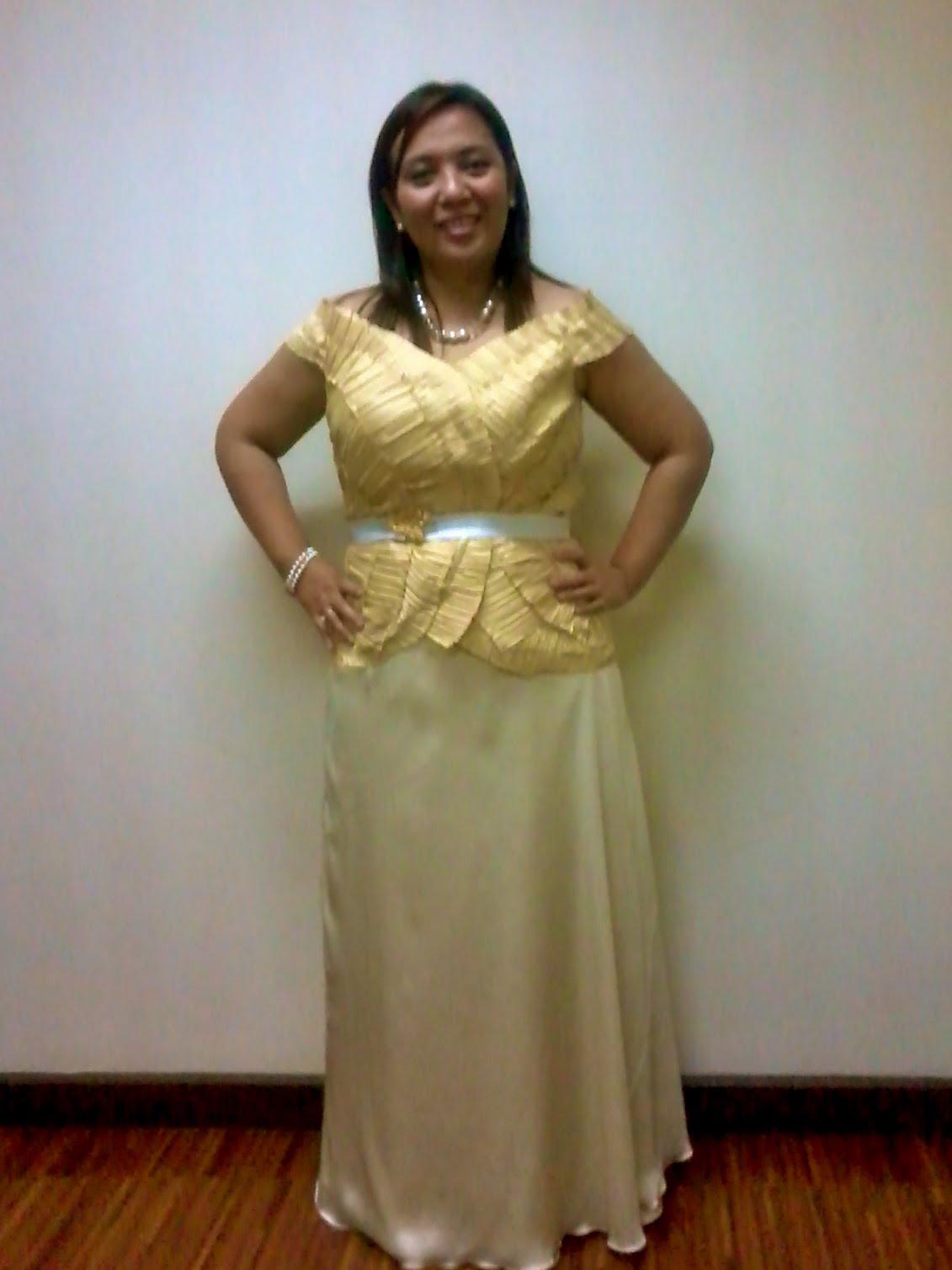 Wedding Dresses For Ninang : Ninang dress when i grow up fashion mum s tentatively titled
