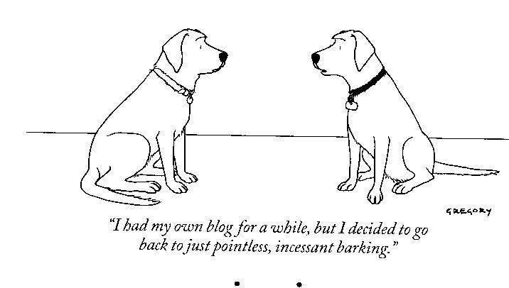 [dog+blog]