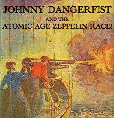 Johnny's Dangerblog