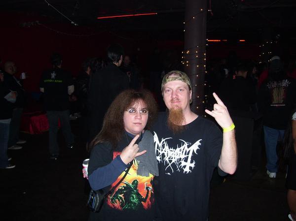 DJ Metallord and Lordslady