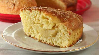 Bademli Kremalı Kek - Videolu Tarifi