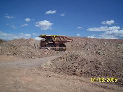 Moving Mountains in Arizona