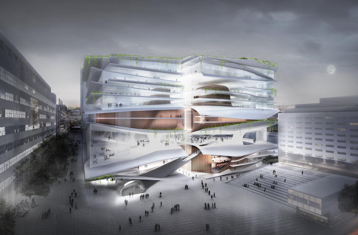 Architecture Overview: Cultuurforum Spui