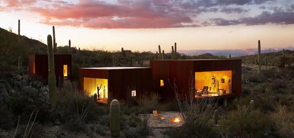 Architechnophilia House Of The Week 028 Desert Nomad House