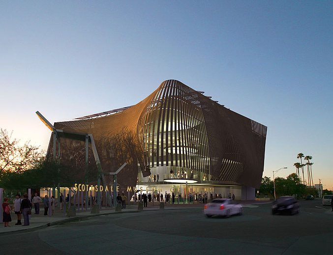Architecture Overview: Museum of the West