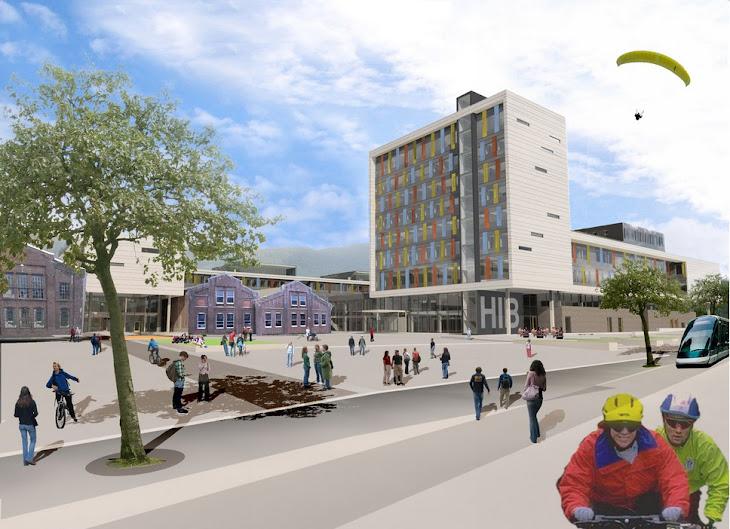 Architecture Overview: Bergen University College