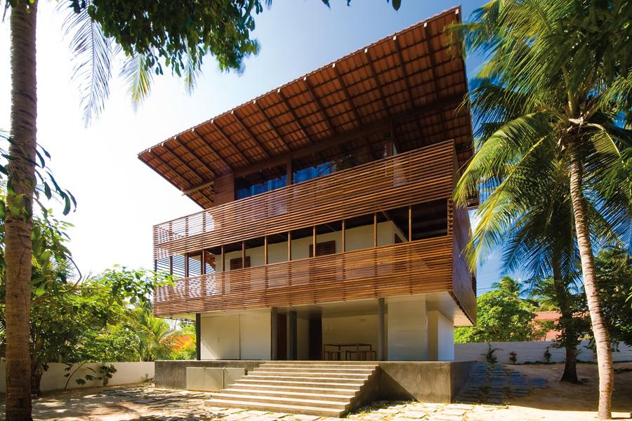 House in Mundaú