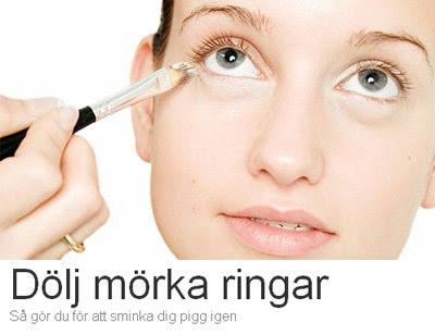 Beautybloggen Mörka Ringar Under ögonen
