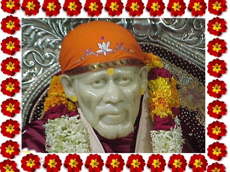 desktop wallpaper of sai baba. sai baba wallpaper 2011 hd.