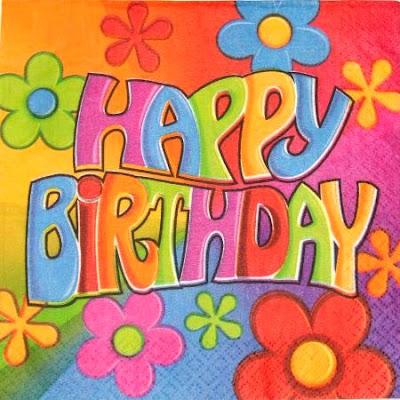 Happy birthday cards free vector Alles voor je baby in