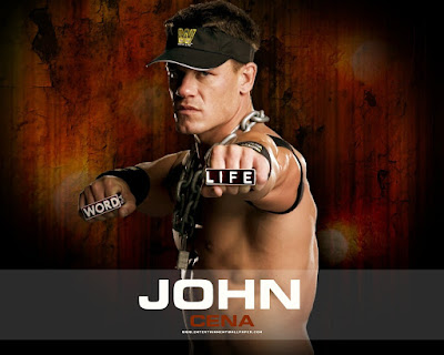 Male wallpapers- John Cena WWE Superstar · John Cena WWE Superstar