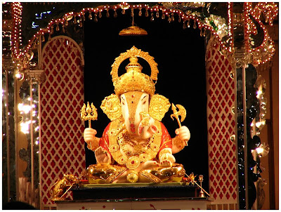 Hindu God Ganpati Wallpaper Image Pic Photo High Resolution